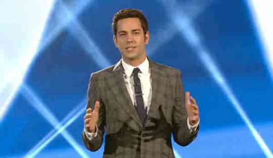Zachary Levi, Last Year's VGA Host, Scheduled To Return This Year, As A Special Guest.