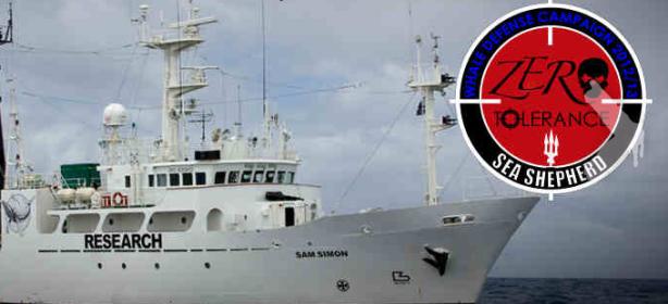 Sea Shepard - Operation Zero Tolerance